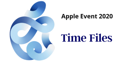 Apple Event 2020: Time Files