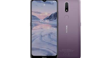 Nokia 2.4 Front Back