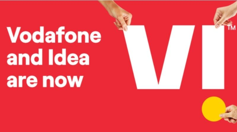 Vodafone and Idea are Now Vi