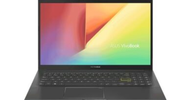 ASUS VivoBook 15 K513EP Core i5 11th Gen laptop