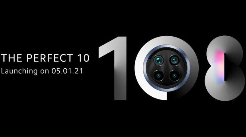 Mi 10i Teaser launched